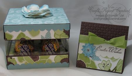 EasterCadburyEggBox&Card