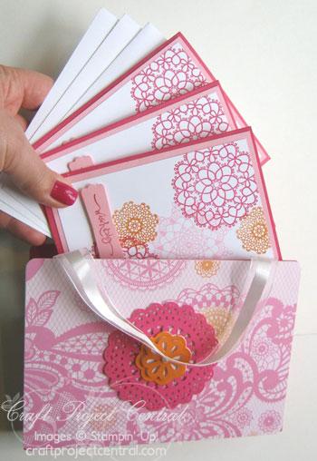 DelicateDoiliesAccordionPurse&Cards