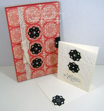 Elegant Stationery Set(1)