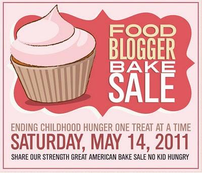 Foodblogger bake sale