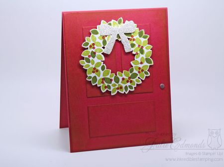 Wreath-Door-Card