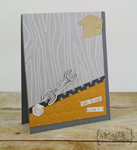 Nailed It Build Me Up Card