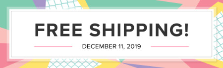 Free Shipping Day - December 11 2019